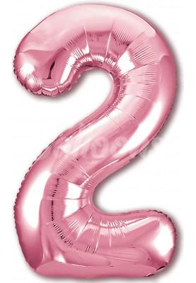"""2 Slim фламинго AГУРА (40""""102см) 755365"""