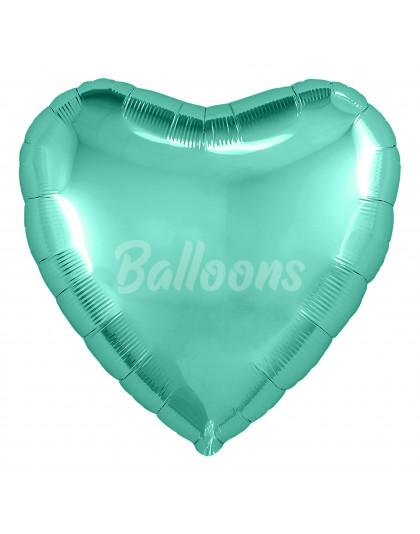 """Бискайский зелёный сердце с клапаном AГУРА (9""""23см) 755549"""