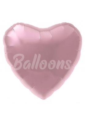 """Фламинго сердце с клапаном AГУРА (9""""23см) 755594"""
