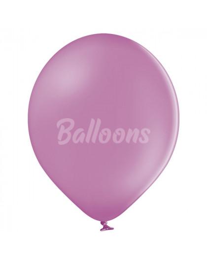 """B105 (437)тёмно-розовая пастель(12""""30см)"""
