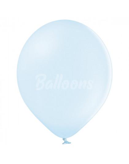 "B85 (449)светло-голубой макарун(10.5""27см)"