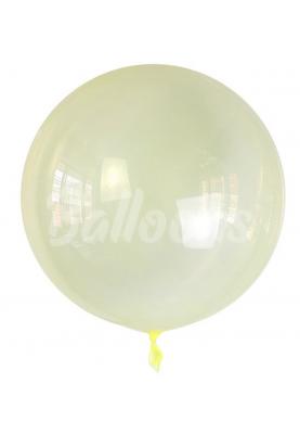 "Bubbles Жёлтый кристалл 18"" КИТАЙ"