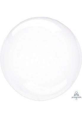 "Прозрачный Bubbles Anagram 15.5""40см 82841"