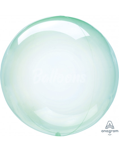 """Прозрачно-зелёный Bubbles Anagram 15.5""""40см 82973"""