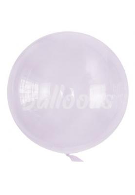 "Bubbles Лиловый кристалл 18"" КИТАЙ"