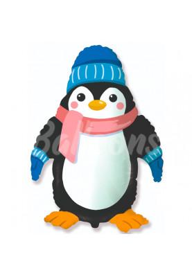 """Пингвин в шапке FM (32""""78см) 901845"""