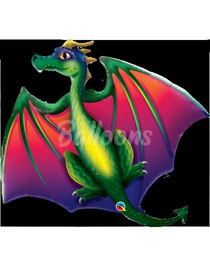 """Дракон QL (45""""114см) 13565"""