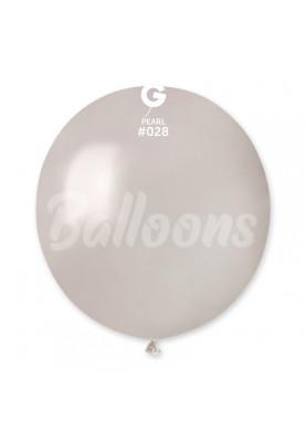 """GM150 (#028) белый(19""""48см)"""