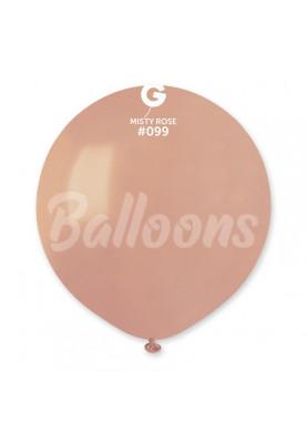 """G150(#099)туманно-розовый(19""""48см)"""