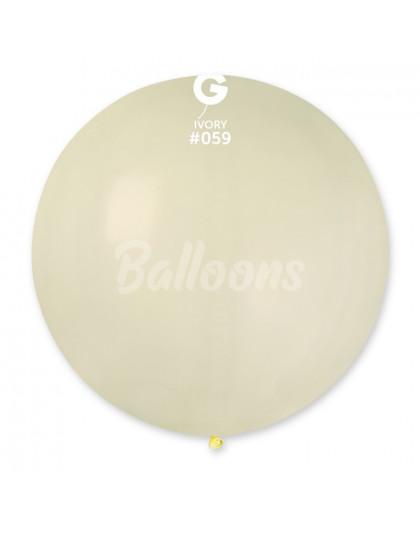 "G220 (#059)айвори(31""80см)"