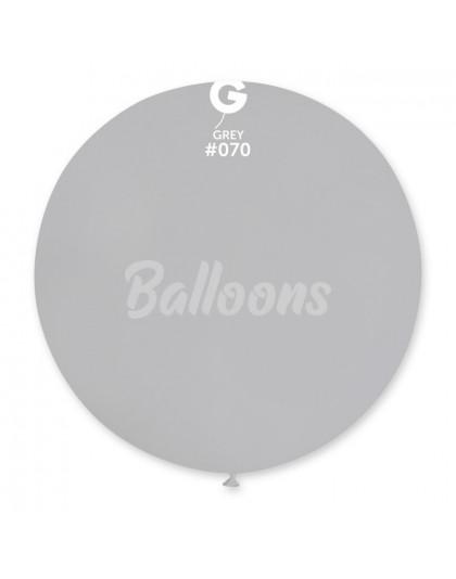 """G220 (#070)серый(31""""80см)"""