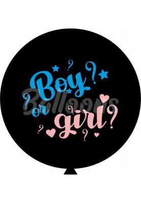 """GD220 (#014)Boy or gyrl?(31""""80см)"""