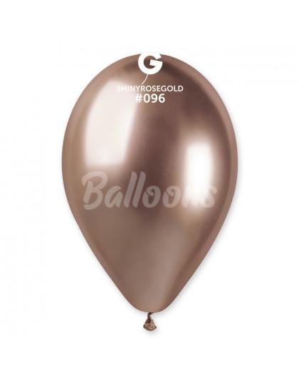 """Хром GB120(#096)розовое-золото(13""""33см)"""
