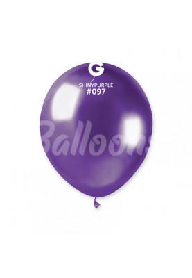 """Хром AB50(#097) фиолетовый(5""""13см)-100шт"""