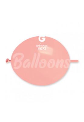 "GL6(#073) Baby Pink(6""16см)"