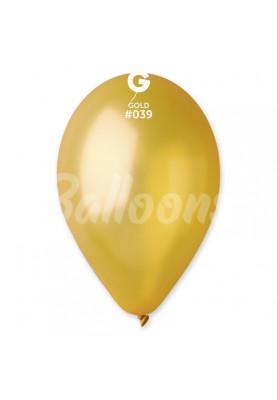 """GM120 (#039)золото(12""""30см)"""