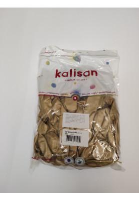 """Золото хром Kalisan 12""""30см-50шт"""