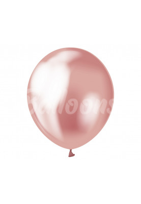 """Розовий хром Kalisan 12""""30см-50шт"""