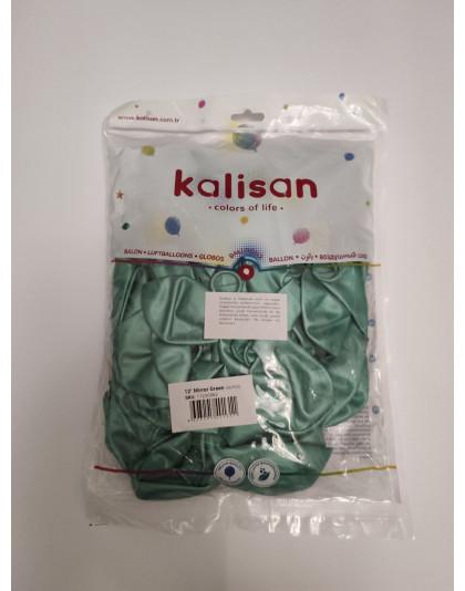 """Зелёний хром Kalisan 12""""30см-50шт"""
