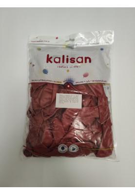 """Красный хром Kalisan 12""""30см-50шт"""