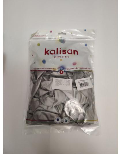 """Серебро хром Kalisan 12""""30см-50шт"""