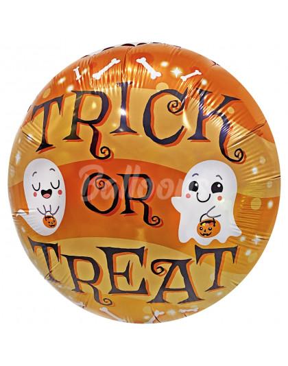"Trick or Treat круг FM (18""46см) 401617"