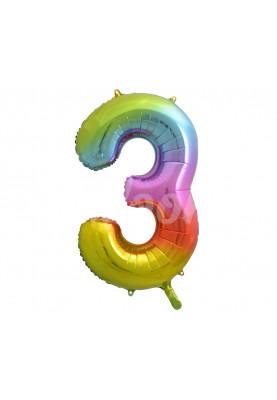 "3 Цифра градиент PL (40""85см) HS-C34T3"