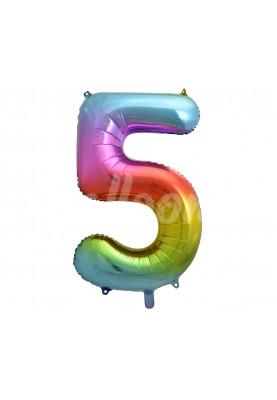 "5 Цифра градиент PL (40""85см) HS-C34T5"