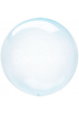 """Bubbles S40 Прозрачно-голубой Anagram 16""""41см"""