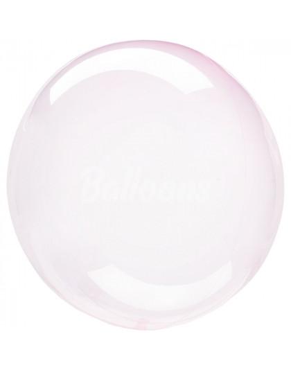 """Bubbles S40 Прозрачно-розовый Anagram 16""""41см"""