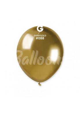 "Хром AB50(#088) золото(5""13см)-100шт"