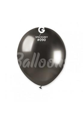 """Хром AB50(#090) серый графит(5""""13см)-100шт"""