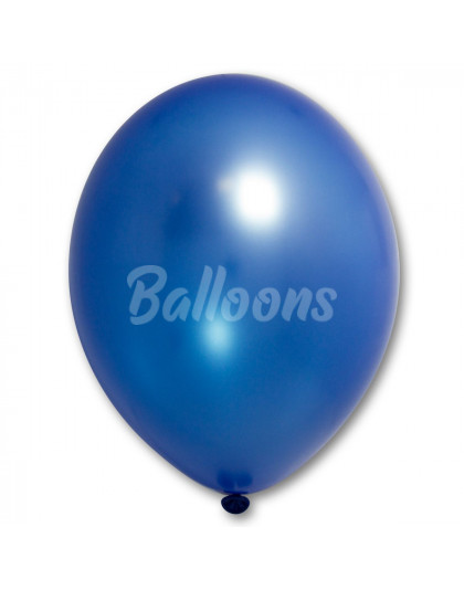 "B105 (065)синий металик(12""30см)"