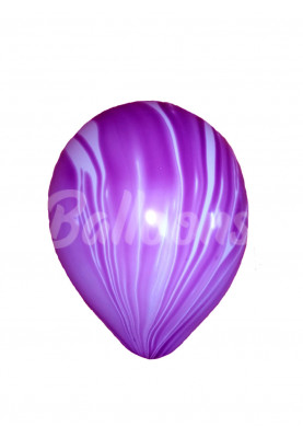 """Агат фиолетовый 11""""28см КИТАЙ"""