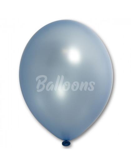 """B105 (073)голубой металик(12""""30см)"""