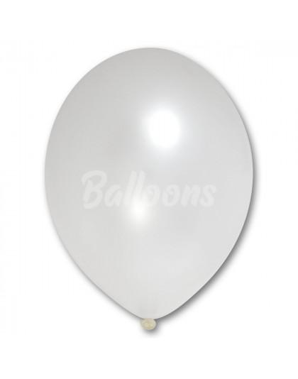 """B105 (070)белый металик(12""""30см)"""