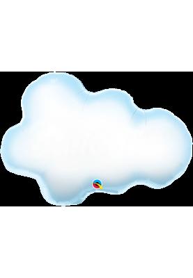 """Фольгированный шар Облако QL (30""""76см) 78552"""