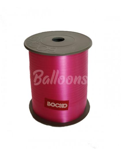 ЛЕНТА №05 тёмно-розовая (0.5см*330м)