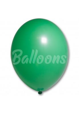 """B85 (135)ярко-зелёный пастель(10.5""""27см)"""