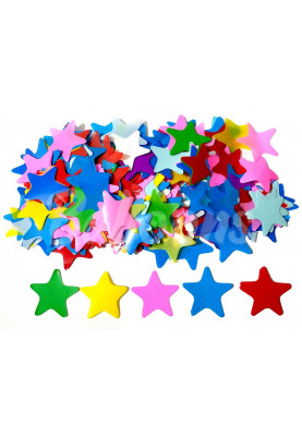 Конфетти звезда микс (1уп=0.5kg)