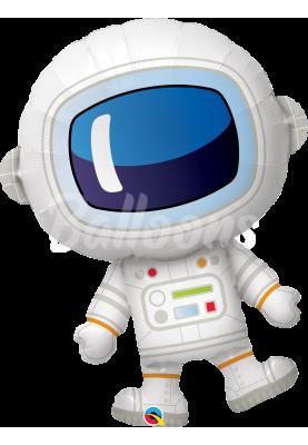 """Фольгированный шар астронавт QL (37"""") 87963"""