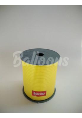 Лента декоративная жёлтая